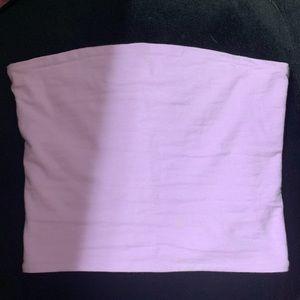 Brandy Melville lavender tube top